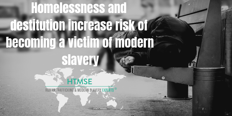 Homelessness and Destitution